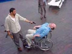 Dated 1985 69 YEAR OLD AMERICAN TOURIST, LEON KLINGHOFFER, WAS EXECUTED BY ISLAMIC TERRORISTS FOR BEING JEWISH AFTER HIS ITALIAN CRUISE SHIP WAS HIJACKED. THEY THEN THREW HIM AND HIS WHEELCHAIR INTO THE OCEAN.