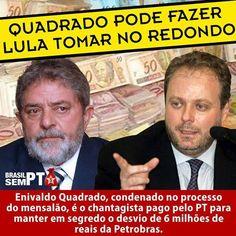 HELLBLOG: LULA E O RABO PRESO.