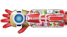 Released ahead of The Last Jedi, littleBits' Droid Inventor Kit let aspiring Jedis build and customize their own astromech droids—even if they didn't have the Force. The company's new Avengers Hero Inventor Kit takes a similar DIY approach, but instead of robotic sidekicks, kids can design and program their own superhero gauntlet.