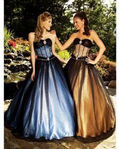 vestidos para 15 anos cores fortes
