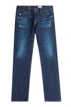 AG Adriano Goldschmied AG Adriano Goldschmied Straight-Leg-Jeans Matchbox aus…