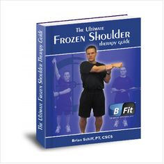 Frozen shoulder therapy guide We Love 2 Promote http://welove2promote.com/product/frozen-shoulder-therapy-guide/  Price: & FREE Shipping  #internetmarketing