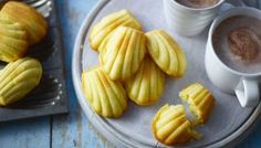 Buttery madeleines! Michel Roux Jr Recipe