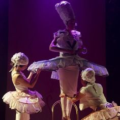 MARIE ANTOINETTE continues tonight at 8pm.  First 10 WALKUPS always name their own price at any Cap T show. Www.capitalT.org by capitalttheatre