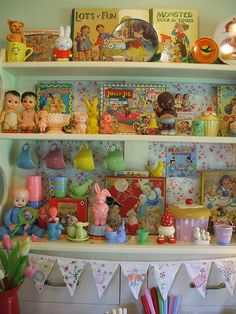 fabulous collection #vintage #toys