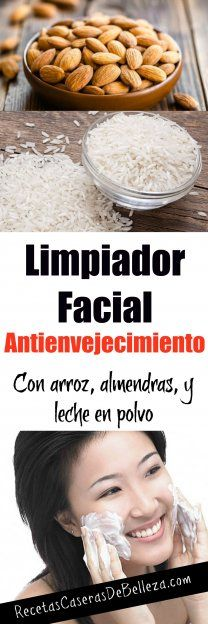 Limpiador Facial Casero Anti Envejecimiento Cleopatra Beauty, Acne Mask, Natural Cosmetics, Health Remedies, Beauty Skin, Beauty Hacks, Food And Drink, Skin Care, Cooking