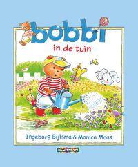 Bobbi in de tuin- Digitaal Super leuk voor interactief voorlezen