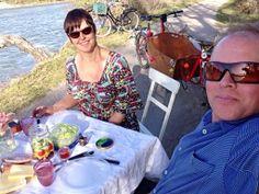 Proper bike picnic style. Embedded image permalink Picnic Style, Bike Style, Lifestyle Clothing, Embedded Image Permalink, Beautiful People, Celebrities, Celebs, Celebrity, Famous People