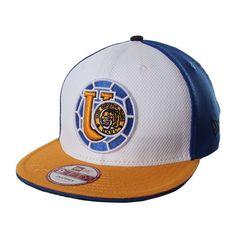 poya a tus Tigres de corazón con la gorra New Era 950 Tigres Retro Diamond. New Era Cap, Retro, Caps Hats, Diamond, Fashion, Tigers, Athletic Wear, Hearts, Sports