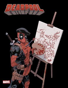 Deadpool draw me a Carnage ?