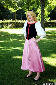 Sewing Pretty: Costume: Princess Eilonwy from The Black Cauldron