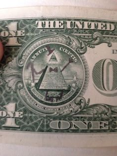 i will never see a dollar the same.--- yup