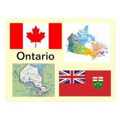 Shop Ontario Canada Postcard created by archemedes. Toronto, Ontario Travel, Travel Oklahoma, Montreal Canada, Canadian Rockies, New York Travel, Alberta Canada, Canada Travel, Thailand Travel