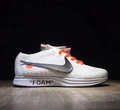 official photos 8fba7 fd2ed Off-White x Flyknit Racer. Shoe ReleasesNike ...