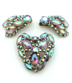 Hey, I found this really awesome Etsy listing at https://www.etsy.com/listing/126056875/party-rhinestone-jewelry-set-juliana-d-e