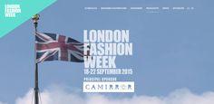 Camirror supports the London Fashion Week ! #Camirror #Fashionweek