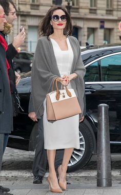 Angelina Jolie: The Big Picture: Today's Hot Photos Chic Outfits, Fall Outfits, Fall Dresses, Summer Outfits, Summer Dresses, Angelina Jolie Style, Angelina Jolie Today, Elegant Outfit, Hottest Photos