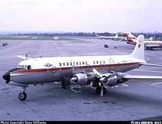 Douglas DC-6B, 1969