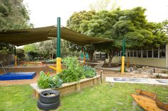 preschool outdoor area ideas - Google Search