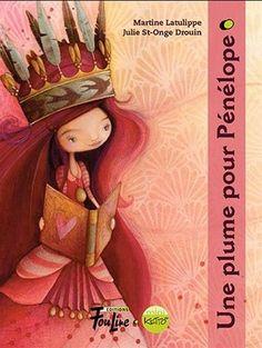Depuis des semaines, la princesse Pénélope attend l'anniversaire de Mélodie. Elle a hâte de faire la fête avec sa meilleure amie! Mais quand le grand jour arrive... Mélodie est malade. Pénélope est déçue. Elle veut quand même souligner l'anniversaire. Que faire? Elle demande de l'aide au vieux sage du village, qui lui offre une plume. Comment une plume pourrait-elle aider la princesse? À moins qu'elle soit un peu magique?...
