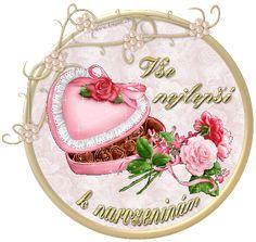 Happy Birthday Quotes, Happy Valentines Day, Happy Gif, Red And White, Iphone, Happy Birthday Captions