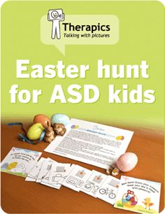 FREE downloadable Easter hunt for ASD Kids- great for teaching prepositions and for helping language-challenged kids to participate in some Easter fun!- pinned by @PediaStaff – Please Visit  ht.ly/63sNt for all our pediatric therapy pins