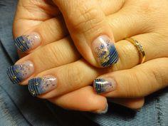 Jeans Manicure !