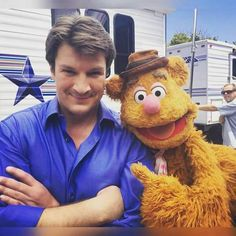 'Castle' Season 9 Spoilers: Only Nathan Fillion Is Back to Reprise His Role? Nathan Fillon, Malcolm Reynolds, Castle Season, Castle Tv Shows, Castle Abc, Richard Castle, Castle Beckett, Firefly Serenity, Jim Henson