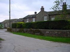 Development at Manor Farm House Before 1