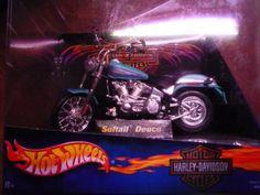 Hot Wheels Harley Softail Deuce