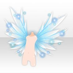 Types Of Wings, Cute Eyes Drawing, Wings Etc, Manga Anime, Wings Design, Anime Dress, Cocoppa Play, Fantasy Dress, Anime Outfits