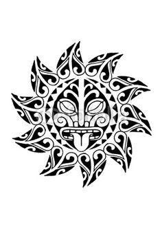 tatuagem-de-sol-maori-2.jpg (283×400)