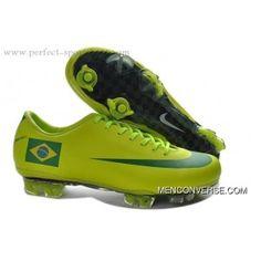 358411092 Nike Mercurial Vapor Superfly III FG Brazil Home Team Football Shoes For  Sale