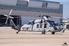 HSC-4 Black Knights MH-60S CAG