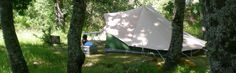 Rustiek kamperen- site met campings die voldoen aan de volgende criteria: niet meer dan 60 kampeer plaatsen, ruime plekken, natuurlijke omgeving, meer nadruk op rust dan amusement, niet meer dan 1/3 verhuurd aan vaste plekken.
