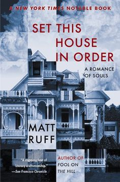 Sunday, August 19th, will be the day we Set This House In Order. This novel by Matt Ruff (called by the San Francisco Chronicle 'a stunning literary feat') is so original, so smart, and so life-enhancing that we wanted to support the reading of it somehow. So bring your copy into Maria's Italian Kitchen Encino on 8/19 and we will buy you a meal (up to $10.00). But even if you can't come in, check the novel and Mr. Ruff's fb page out. He's one of the best writers around.