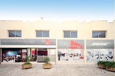 La devanture de l'EasyLounge Store. #magasin #Antibes #EasyLounge
