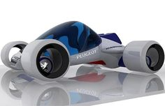 Peugeot concept vehicles: the cars of the future - Telegraph Visit my new website & tell me what you think about it please >> #bloggabout.com