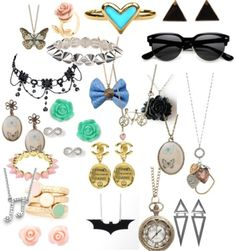 OMG I WANT ALL OF THESE!