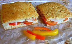 SPLENDID LOW-CARBING BY JENNIFER ELOFF: SANDWICH BREAD