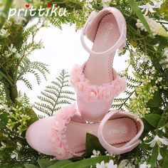 72a2b542b82 Find More Sandals Information about Girl Dress Shoes Pageant Communion Party  Wedding Bridesmaid Dance Show Princess