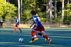 Team America 96 (TAFC96) vs BFC Barca 96 Elite (NCSL U18/U19 Division 1, October 5, 2014) - Jose Ormeno-Fernandez #16, Josaphat Letona #13