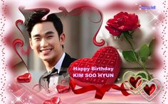 nice (Fan post) Birthday wish to KIM SOO HYUN