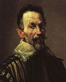 Claudio Monteverdi à Venise, c.1640, par Domenico Fetti.