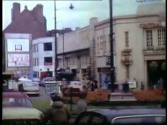 A bit of 1960s Nottingham; Victoria Station, Central Market, Council House, Goose Fair - YouTube.