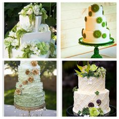 Oaks and Aspens Events happy to perform fabulous wedding/event needs, such as: #setup, #floral, #decor, finding #vendors, finding #venue, #teardown...and #everything in between! Happy St. Patricks Day! Here's a few #lovely samples of creative #green cake. (*These are not our cakes) #plan #planner #weddings #events #stpatsday #green #sanantonio #texas #surroundingsareas #bride #groom #couple #floral #weddingcake #yummy #creative #oaksandaspensevents #welove #love