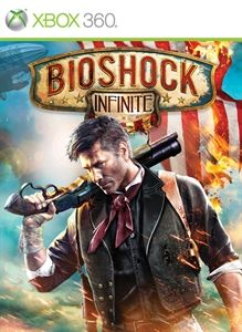 Booker DeWitt and Elizabeth are trying to make a desperate escape from the sky-city of Columbia. BioShock Infinite (M) is here - get it today! #Xbox