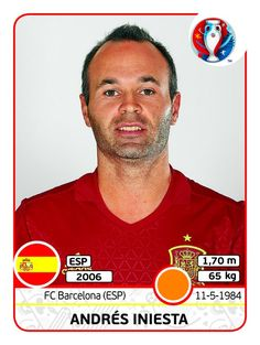 PANINI Sticker EURO 2016