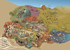 . San Diego Zoo, Safari, Park, Artwork, Google, Work Of Art, Auguste Rodin Artwork, Parks, Artworks