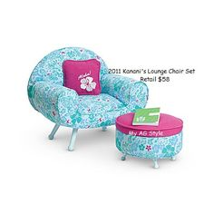 American Doll Chair Desk Adjustable 142 Best Furniture By Girl Images Ag Dolls Kanani S Lounge Set Sets Store